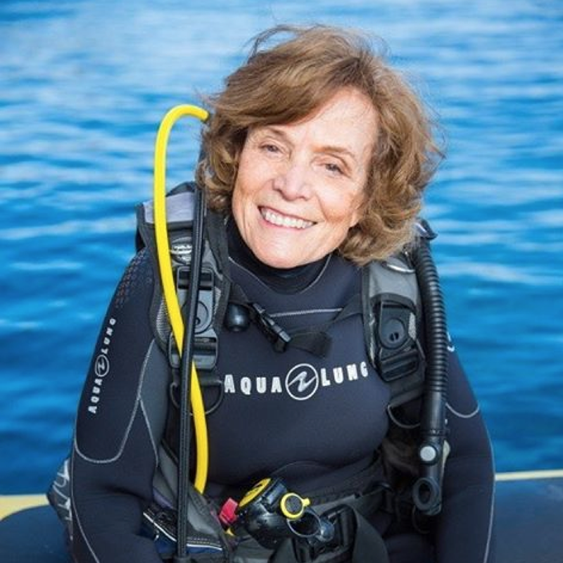 8 Sylvia Earle